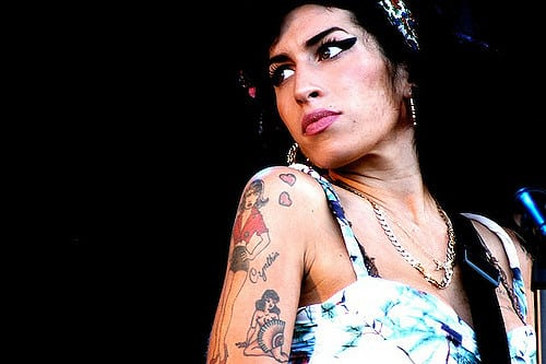 celebrities who died young Amy Winehouse
