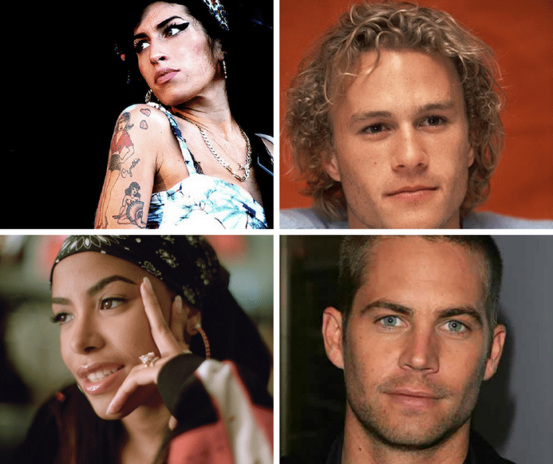 Only The Good Die Young: 30 Iconic Stars Who Left Us Way Too Soon