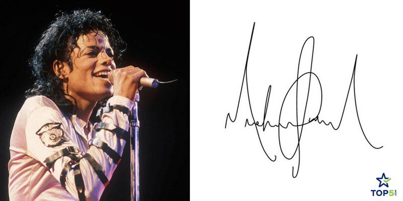 famous musicians signatures