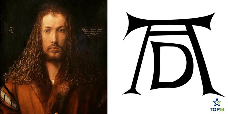 famous artists signatures
