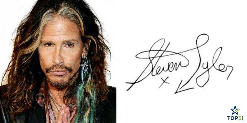 famous musicians autographs
