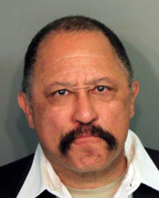 celebrity mug shots judge joe brown
