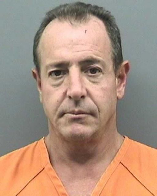 celebrity mug shots Michael lohan