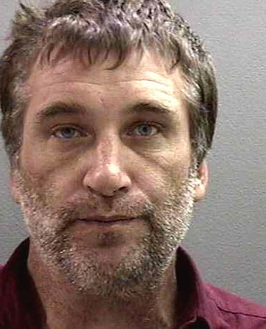 celebrity mug shots daniel baldwin