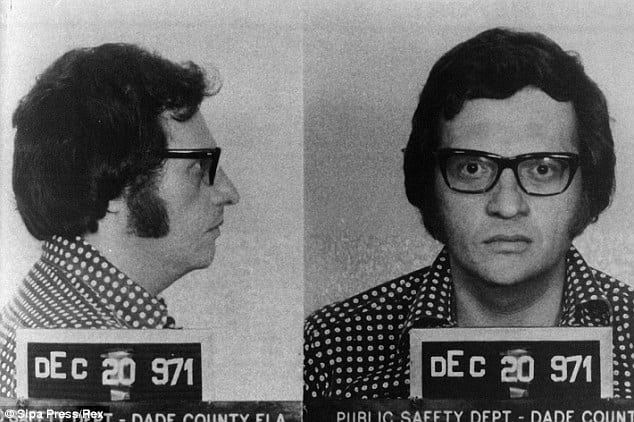 celebrity mug shots larry king