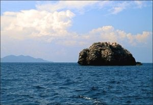 Diving in Thailand: Sail Rock