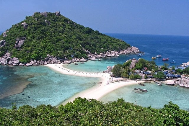 Diving in Thailand: Koh Ma