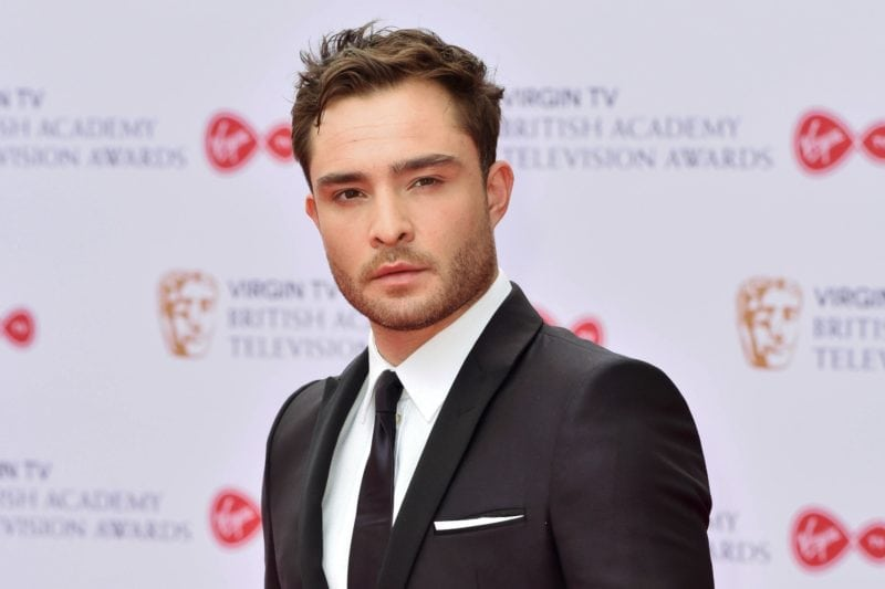 British celebrity working in America Ed Westwick