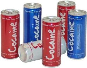 cocaine energy drink failed products