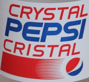 failed products pepsi crystal