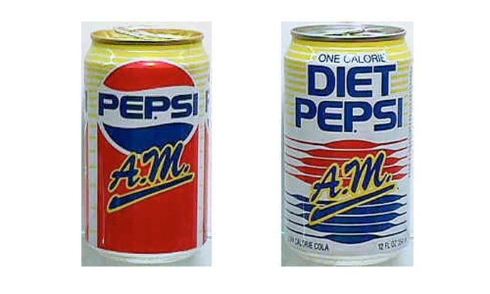 failed products pepsi am