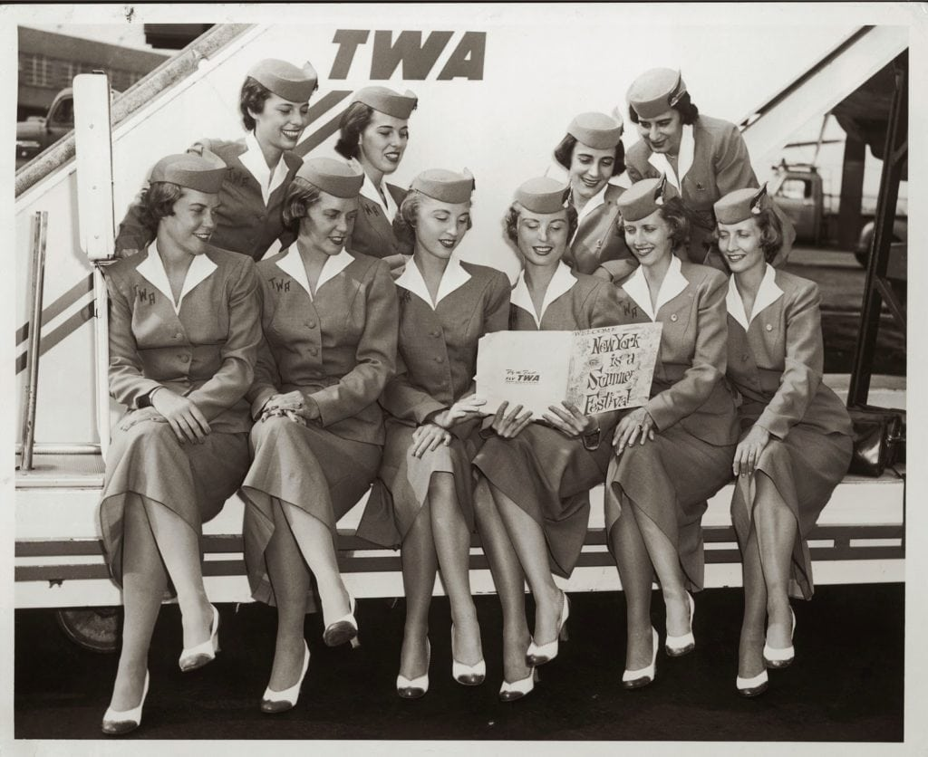 """Married Women Shouldn't Apply"" and More Bizarre Flight Attendant Requirements"