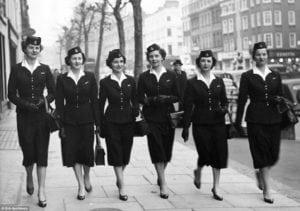 Flight attendant requirements: BMI