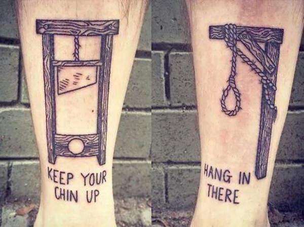 funny tattoos mindgames
