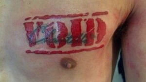funny tattoos void