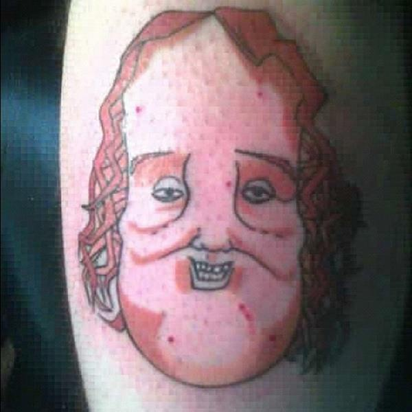 funny tattoos conan