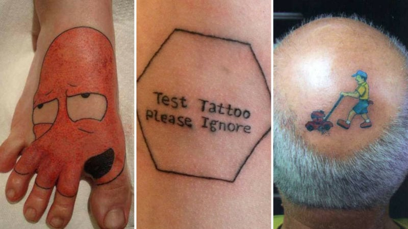 Get Inked: Funny Tattoos To Make You Laugh