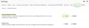 gmail hacks shortcuts