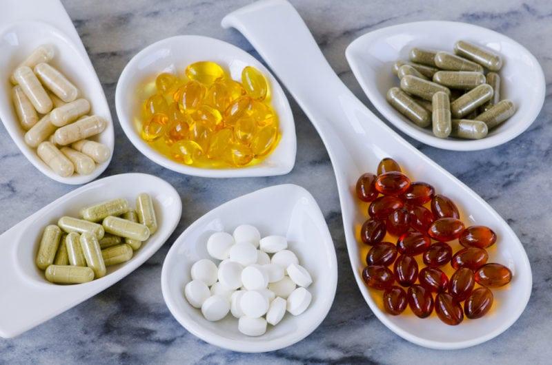 going vegan vitamins