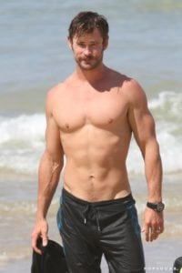 Chris Hemsworth follows Dr. Goglia's diet
