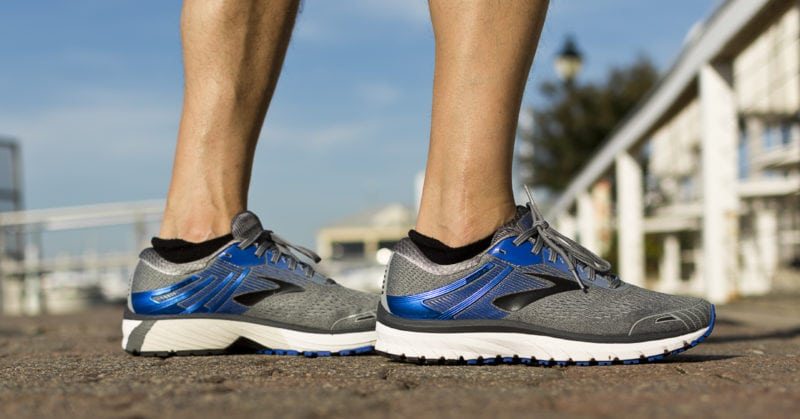 best running shoes for men: Brooks Adrenaline GTS 18