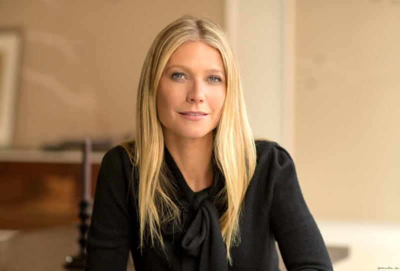 "Celebrity skin care secrets Gwyneth ""width ="" 800 ""height ="" 543"