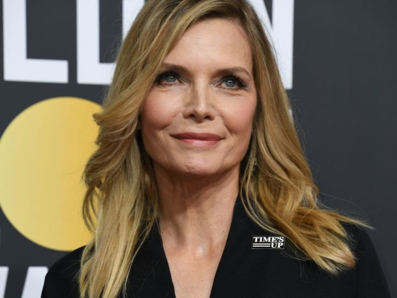 hot older celelbrities michelle pfeiffer