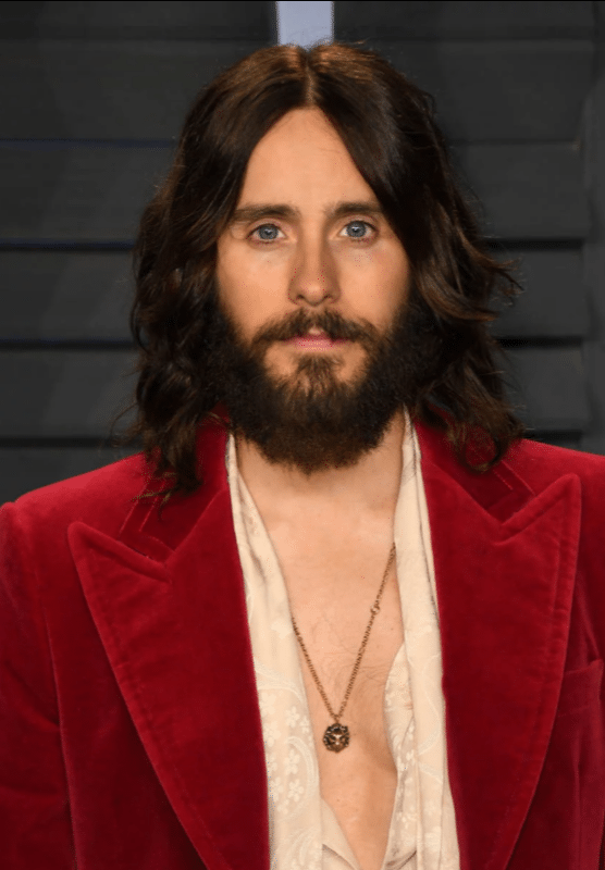 hot older celebrities jared leto
