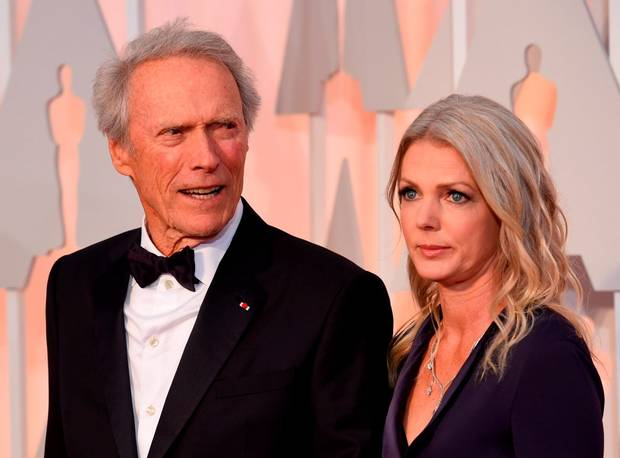 hot older celebrities clinteastwood
