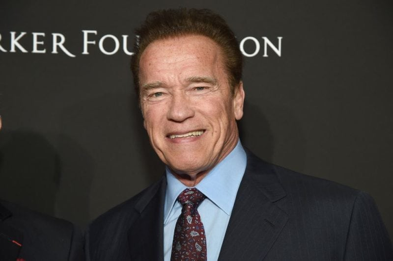 hot older celebrities arnold schwarzenegger