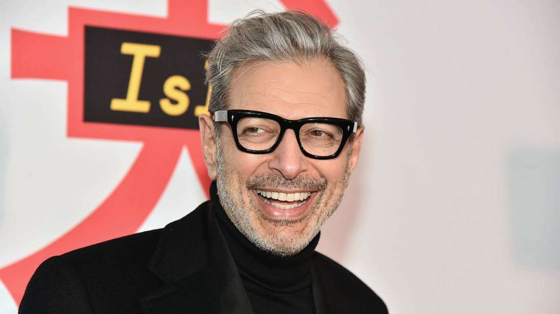 jeff goldblum hot older celebrities
