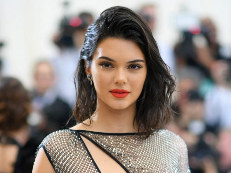 "Kendall Jenner Secrets of Celebrity Skin Care ""width ="" 800 ""height ="" 600"