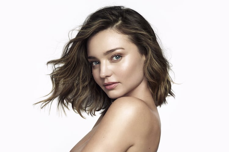 "Secrets of Celebrity Skin Care Miranda Kerr ""width ="" 750 ""height ="" 500"