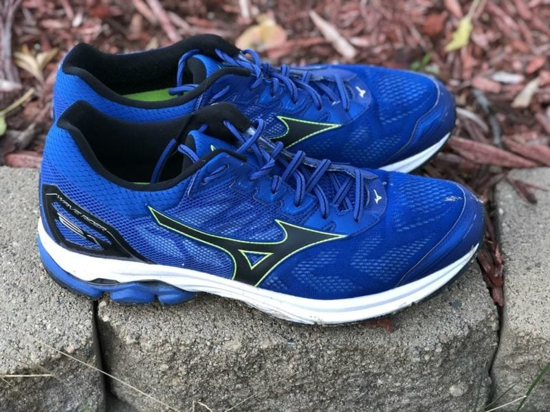 best running shoes for men Mizuno Wave Rider
