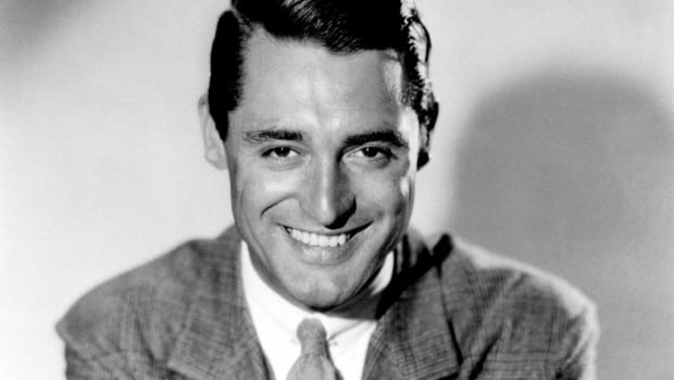 British celebrity Cary Grant
