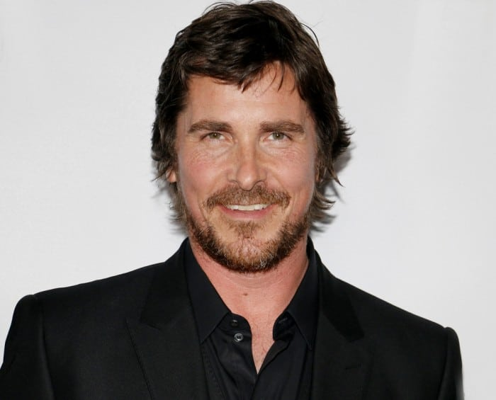 Welsh celebrity Christian Bale