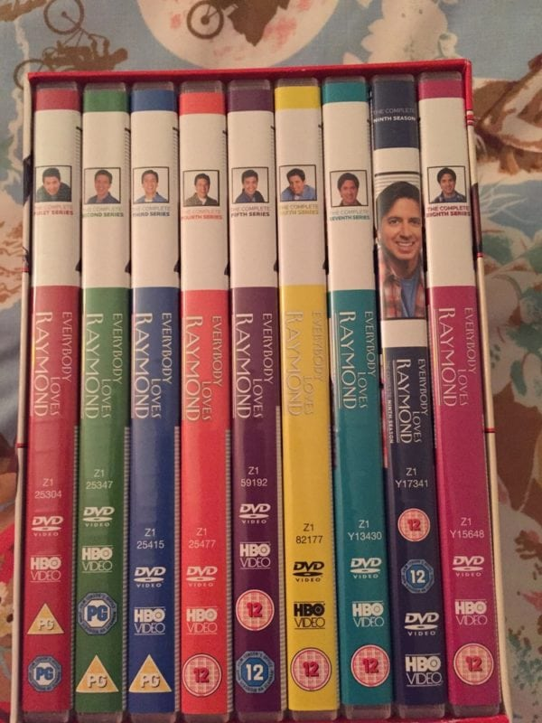 OCD photos - dvd collection