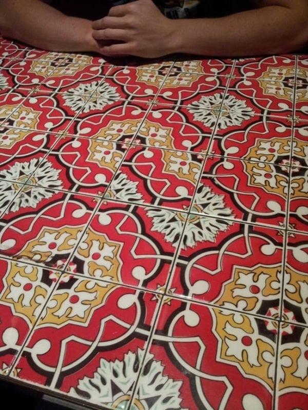 OCD photos - mismatched tiles