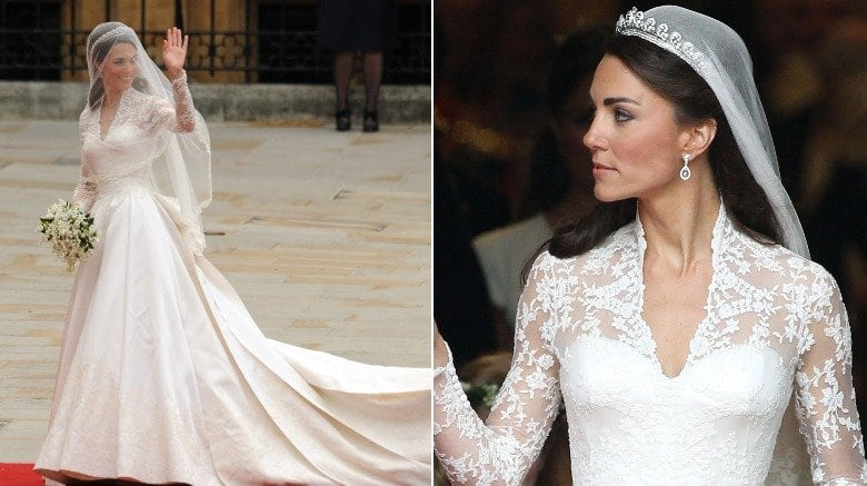 Royal Wedding Dresses - Kate Middleton
