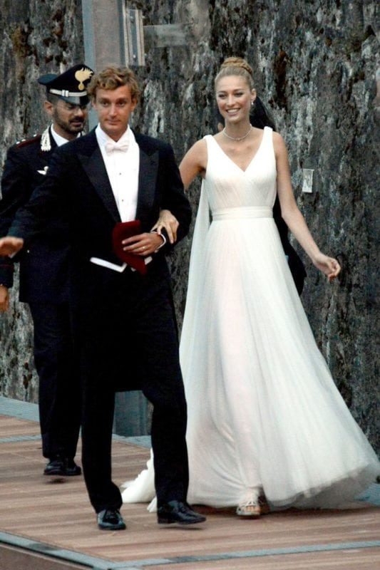 Royal Wedding Dresses - Beatrice Borromeo