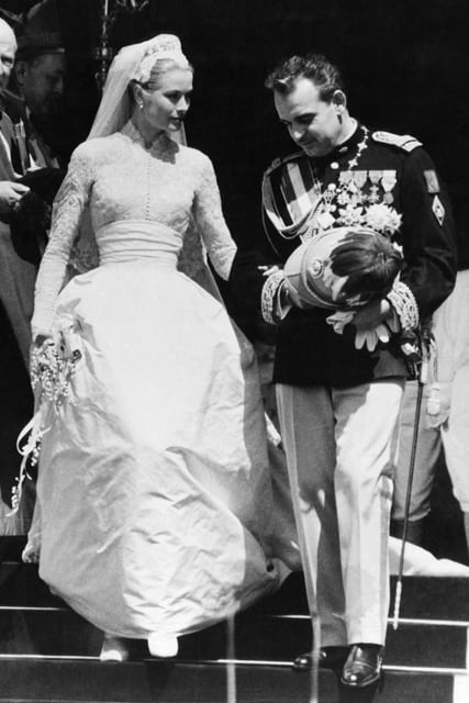 Royal Wedding Dresses - Grace Kelly