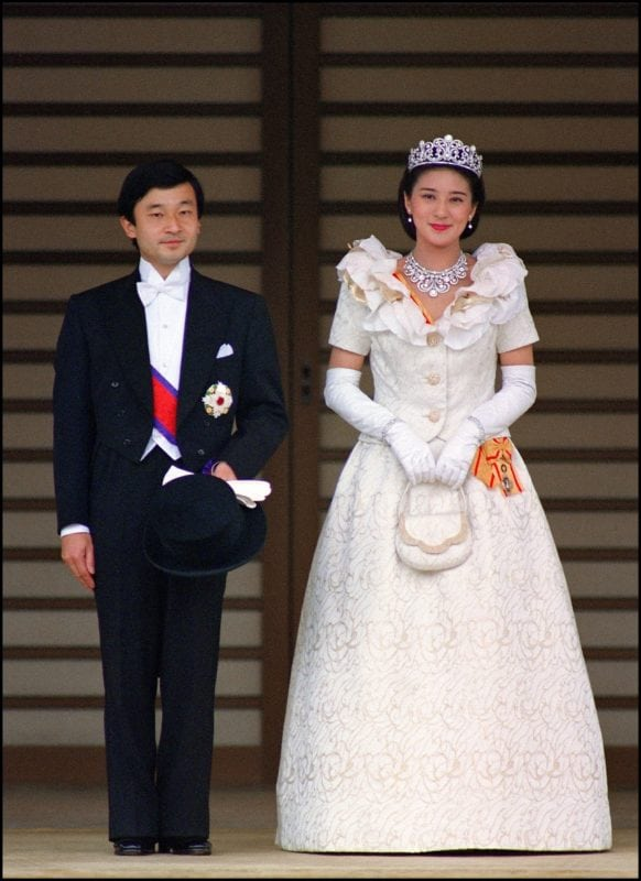 Royal Wedding Dresses - Masako Owada
