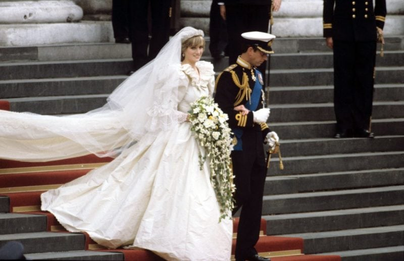 Royal Wedding Dresses - Princess Diana