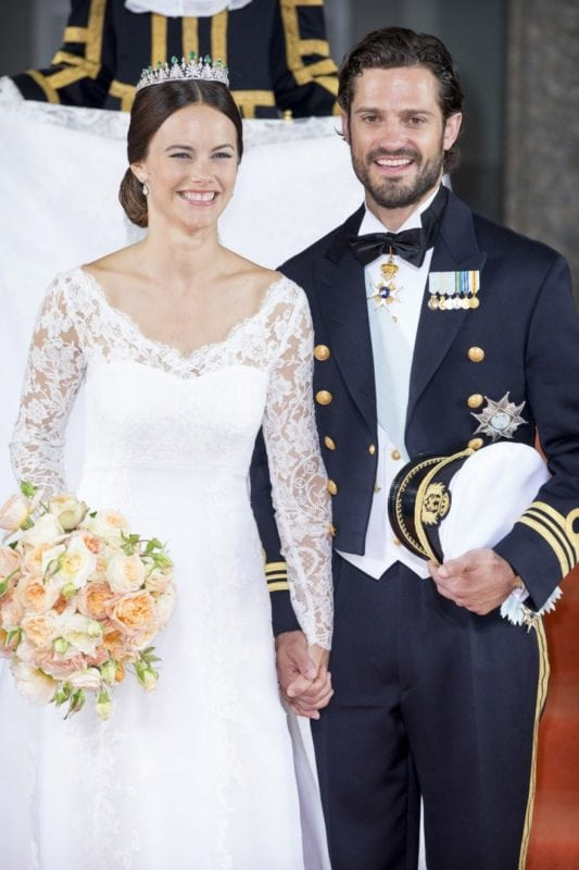 Royal Wedding Dresses - Princess Sofia