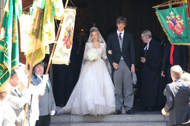 Royal Wedding Dresses - Ekaterina Malysheva