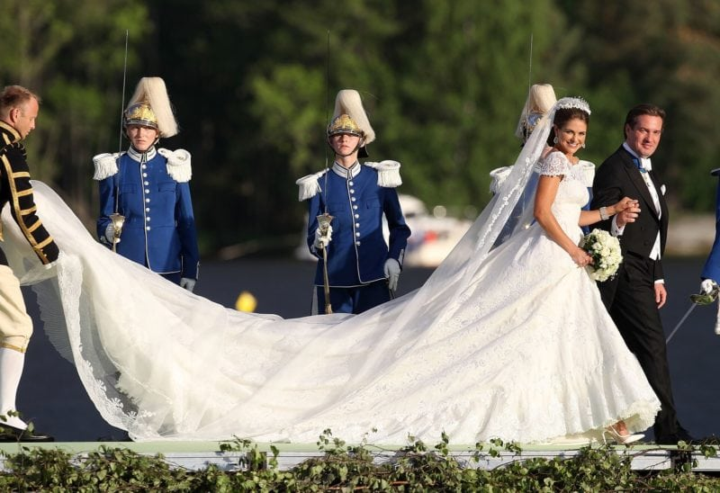 Royal Wedding Dresses - Princess Madeleine