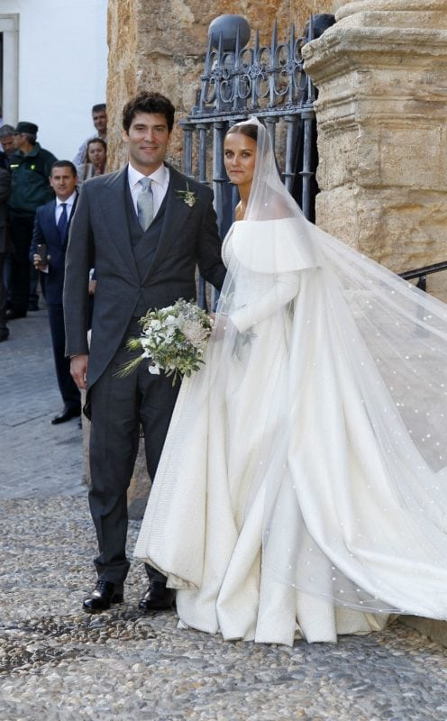 Royal Wedding Dresses - Lady Charlotte Wellesley