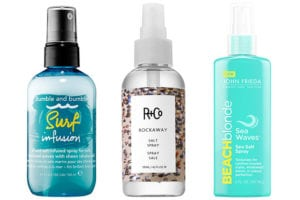 summer beauty beach spray