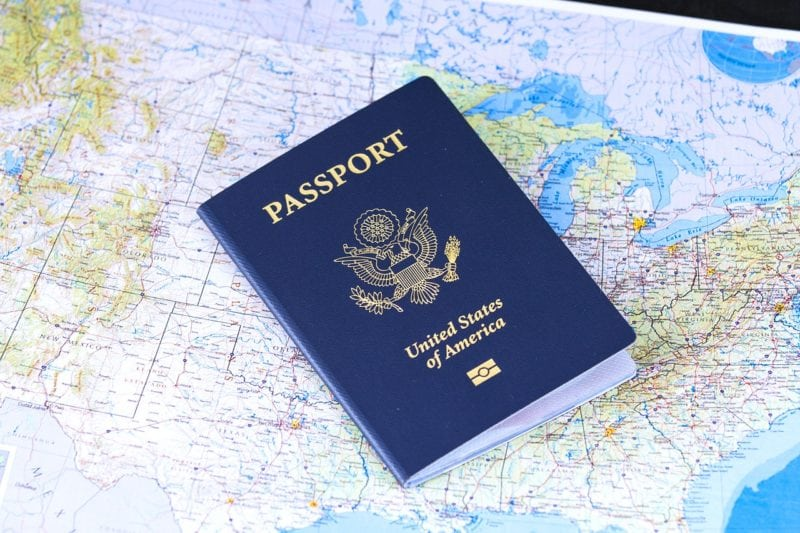travel nightmares: lost passport