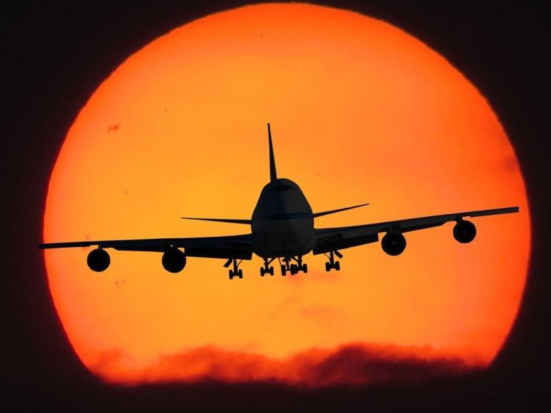 travel nightmares plane